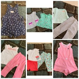 24 Month Girl Clothes & Swimsuits 💗